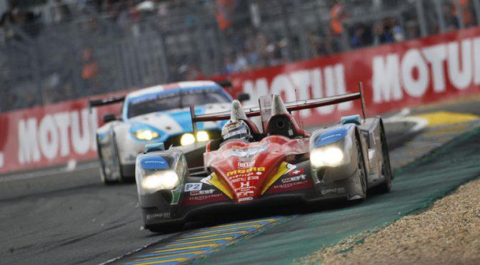 24h LeMans – Race Performance mit gutem Ergebnis