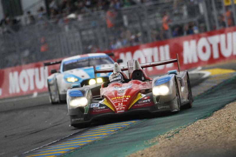 24H du Mans 2016 qualifying