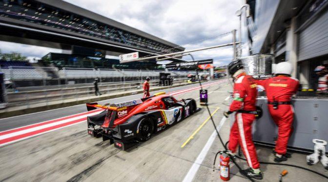 Sechster Platz für Race Performance in Spielberg