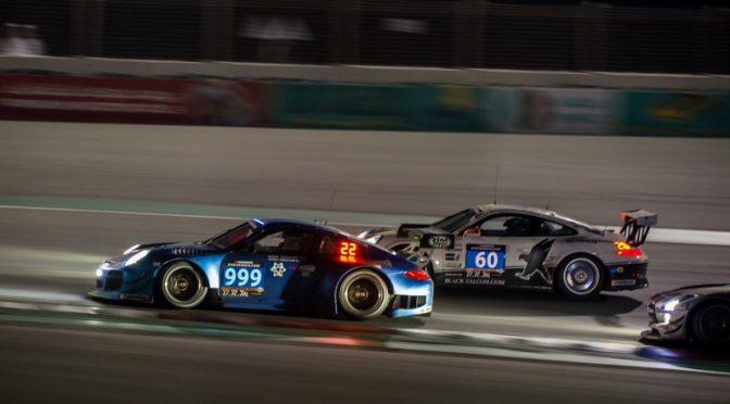 Erste Teams tragen sich für das 24h Rennen 2017 in Dubai ein