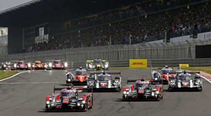 Gute Teamleistung von Audi beim Heimspiel auf dem Nürburgring