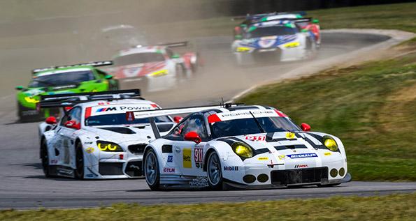 IMSA : Lime Rock – Sechster Platz für Porsche 911 RSR