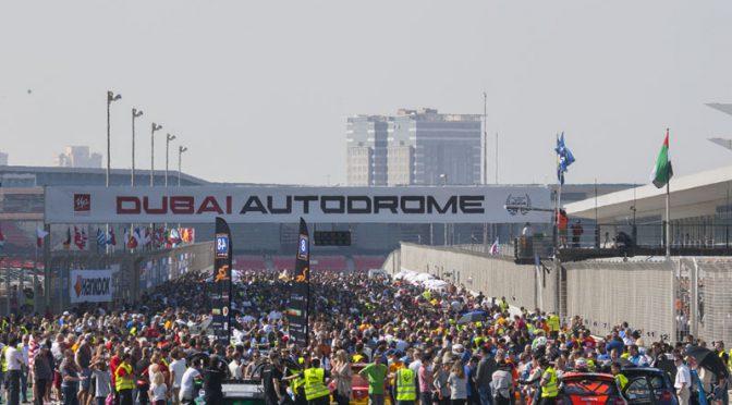 Frühnennung für das Hankook 24h Dubai 2017