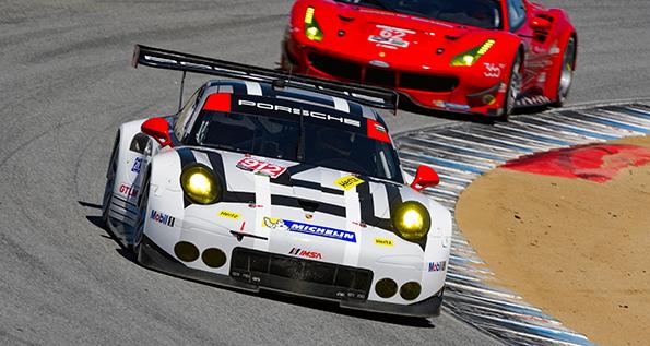 IMSA : Watkins Glen – Porsche 911 RSR wieder auf Titeljagd