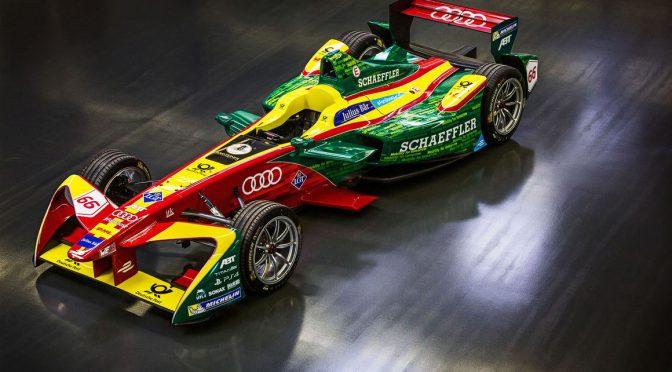 Ausbau der Partnerschaft von Audi Sport mit Team ABT Schaeffler