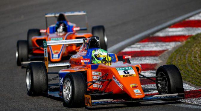 Jagd auf Mick Schumacher beim ADAC Formel 4-Finale