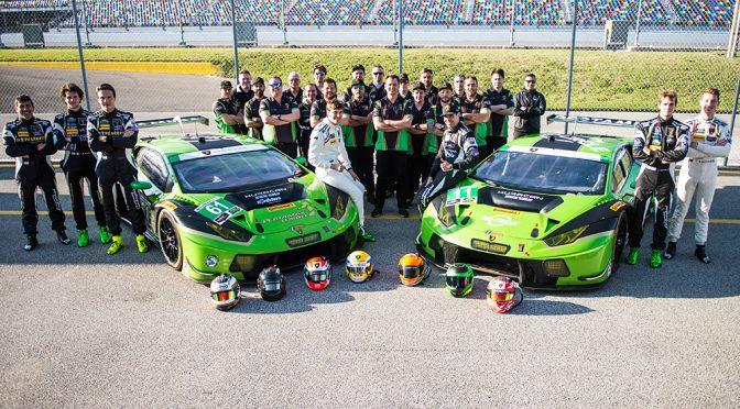 24h Daytona : Grasser schnell genug für Podiumsplatz