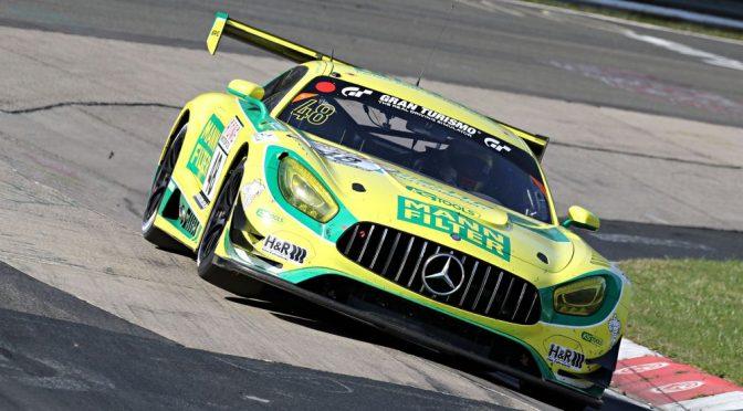 Gute Teamperformance von HTP Motorsport beim VLN-Saisonauftakt