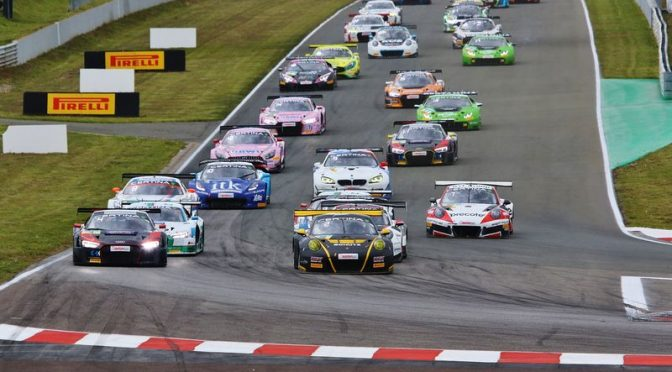 Porsche-Piloten Jaminet/Ammermüller gewinnen ADAC GT Masters-Saisonauftakt