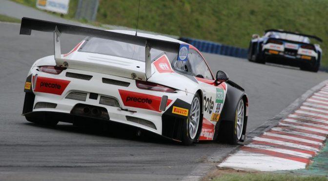 Bestzeit für Herberth Porsche bei der ADAC GT Masters-Generalprobe