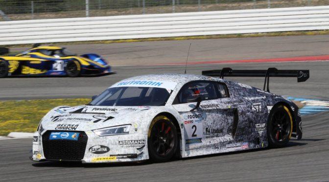 DMV-GTC : Sieg für Tulpe/Plentz beim Saisonauftakt des Dunlop60