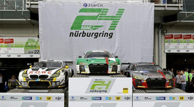 24h-Rennen: Dramatisches Finale beschert Land-Audi den Sieg