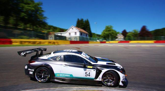 Emil Frey Lexus Racing holt sich zweiten Sieg der Saison bei den GT Open
