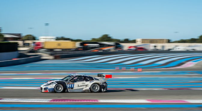 Herberth Motorsport verteidigt Titel in Paul Ricard