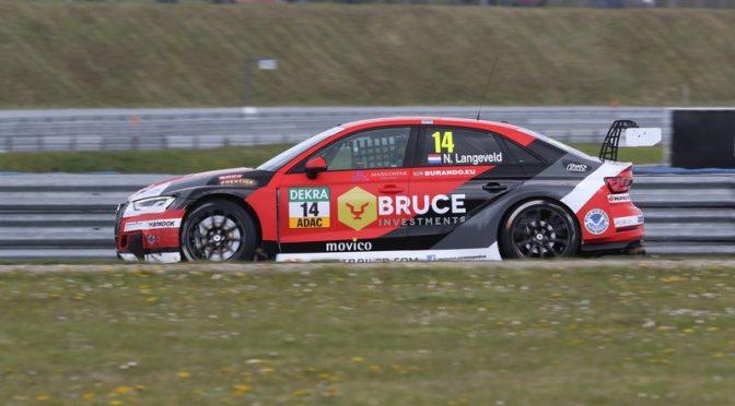 Langeveld beschert Audi den ersten ADAC TCR Germany-Sieg