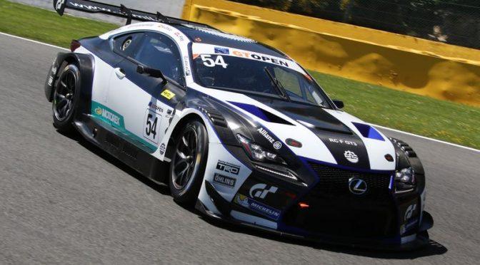 Enttäuschender Rennsonntag für Emil Frey Lexus Racing bei Debütwochenende am Hungaroring