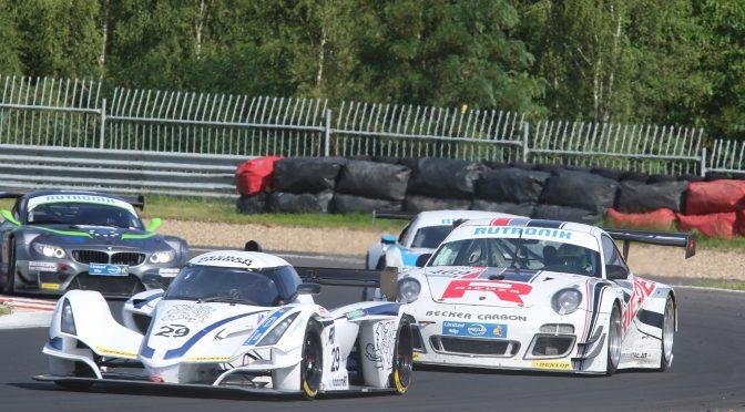 Triumph für Praga beim DMV GTC in Most