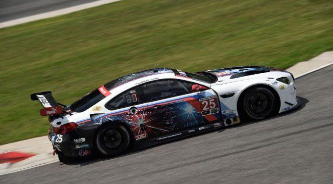 BMW Team RLL will seine Podest-Serie in Road America weiter ausbauen