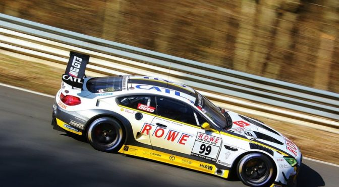 Erster Saisonsieg für den BMW M6 GT3 auf der Nürburgring-Nordschleife