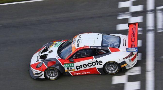 Herberth Motorsport : Zwei Top-5-Ergebnisse bei Saisonauftakt in Oschersleben