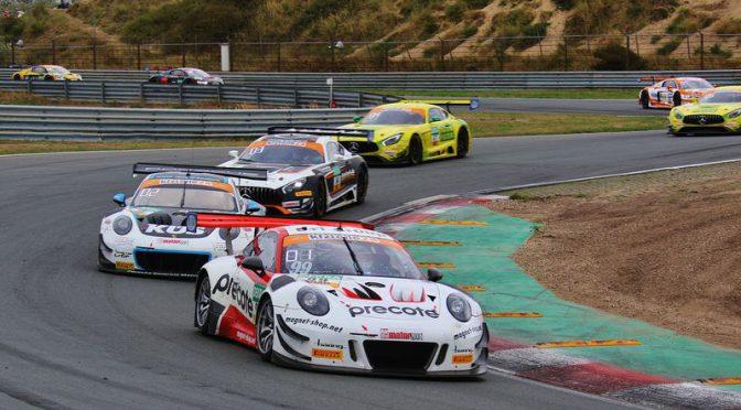 Renauer/Jaminet holen in Zandvoort ersten Saisonsieg für Porsche