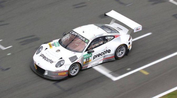 Herberth Motorsport mit neuer Fahrerpaarung im GT Masters