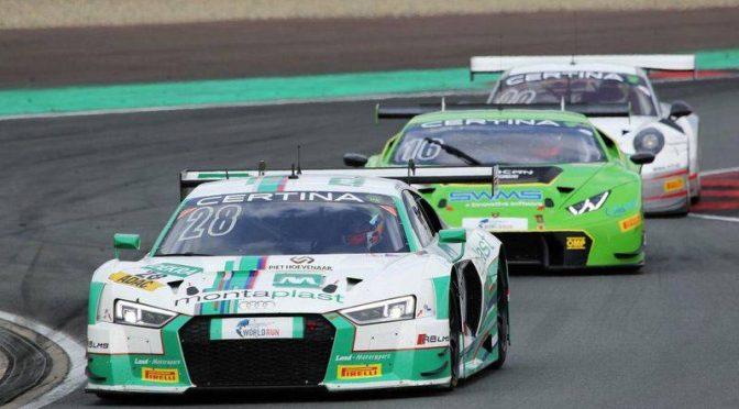 Land-Motorsport: Teamchampions im ADAC GT Masters