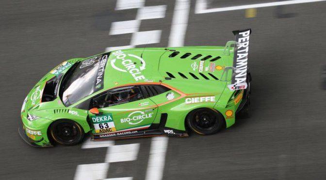 Grasser Lamborghini gewinnt 2. Lauf im ADAC GT Masters