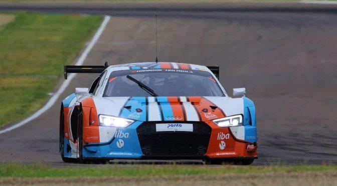 Sieg für den CC Motorsport-Audi beim 12h von Imola