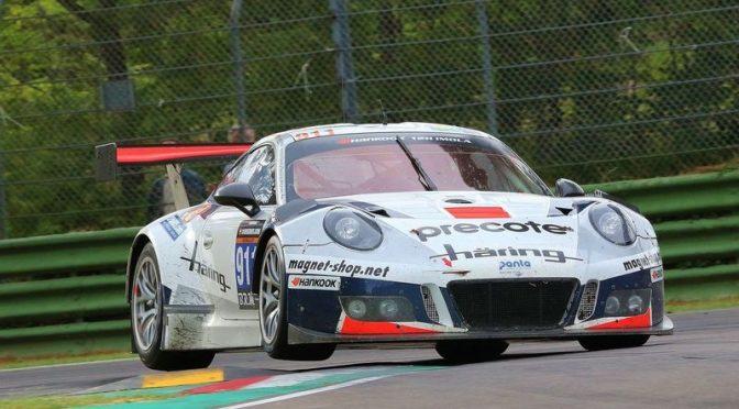 Technische Probleme verhindern Triumph beim 12h von Imola