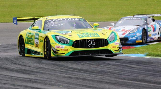 Große Vorsätze bei HTP Motorsport fürs Heimspiel