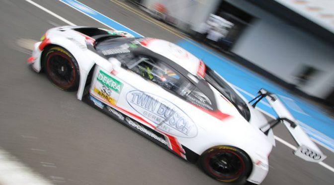 Twin Busch Motorsport steigt mit Audi ins ADAC GT Masters ein