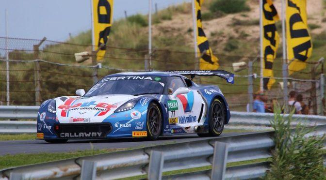 Corvette-Piloten Gounon/Van der Zande gewinnen in Zandvoort