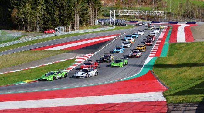 Herberth Motorsport gewinnt die  12h vom Red Bull Ring