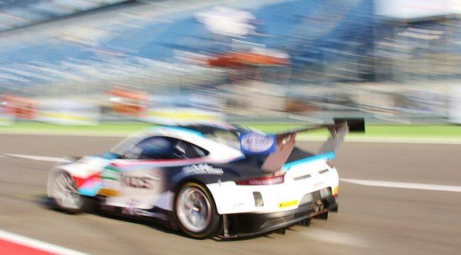 KÜS Team75 Bernhard beim ADAC GT Masters am Nürburgring