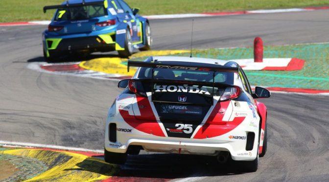 Honda-Duo Kirsch und Fugel auf Titeljagd in der ADAC TCR Germany
