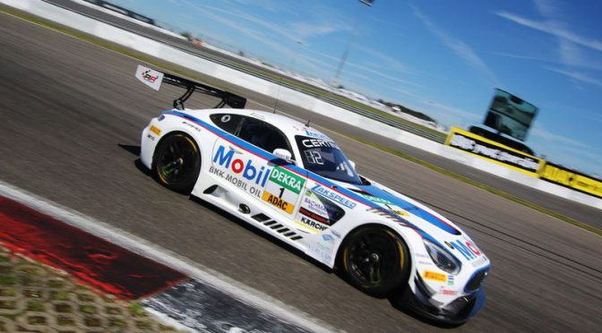 Zakspeed beim Blancpain Finale auf dem Nürburgring