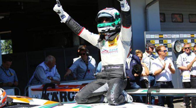 De Phillippi/Mies sorgen für ersten Audi-Saisonsieg im ADAC GT Masters