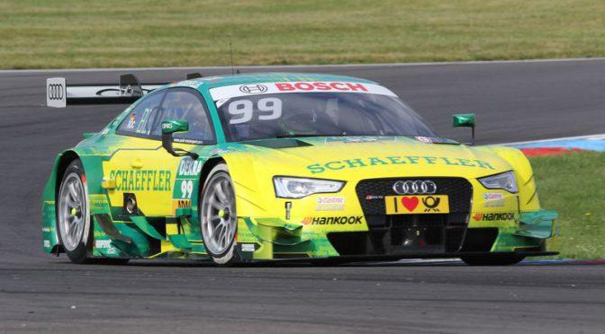 DTM am Norisring, Sieg für Audi Youngster