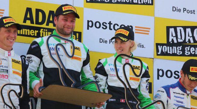 Audi-Duo Frey/Geipel siegt im zweiten Zandvoort-Rennen des ADAC GT Masters