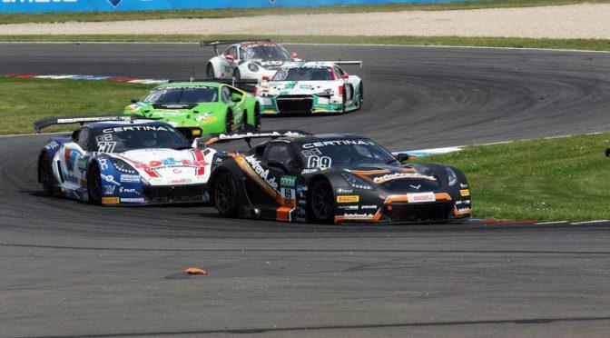 Porsche und Corvette teilen sich erste Startreihen am Lausitzring