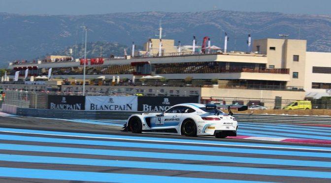 Defekthexe bremst HTP Motorsport in Le Castellet