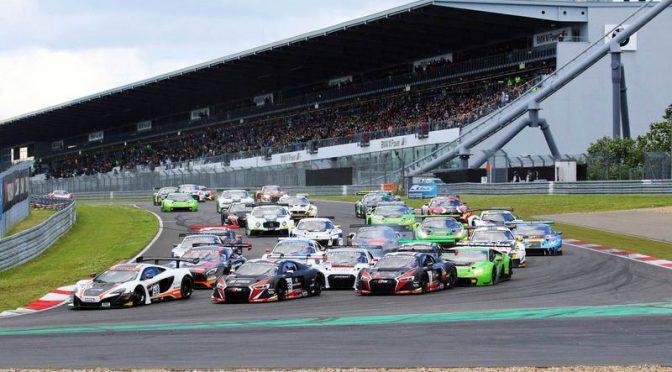 Sieg im Silber Cup für das GRT Grasser Racing Team am Nürburgring
