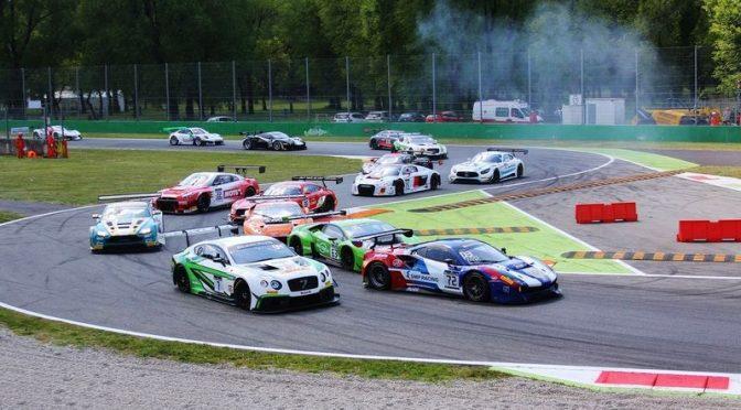 Sieg für das Grasser Racing Team bei der BES in Monza