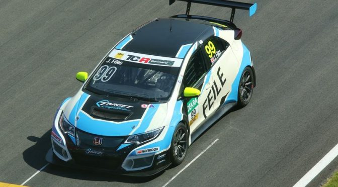 Champion Files führt starkes Feld der ADAC TCR Germany an