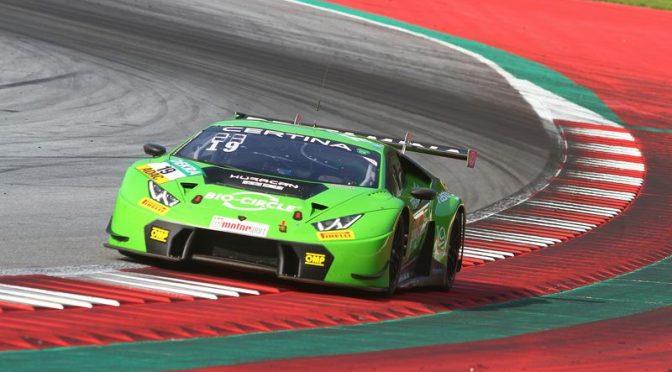 Heimsieg für Grasser-Lamborghini auf dem Red Bull Ring