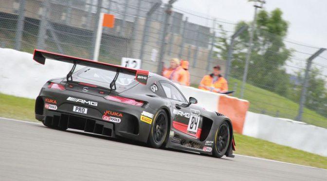 HTP Motorsport siegreich bei Sprint-Rennen in Budapest
