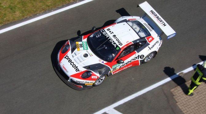 Herberth Motorsport : Podiumserfolg zum Saisonauftakt