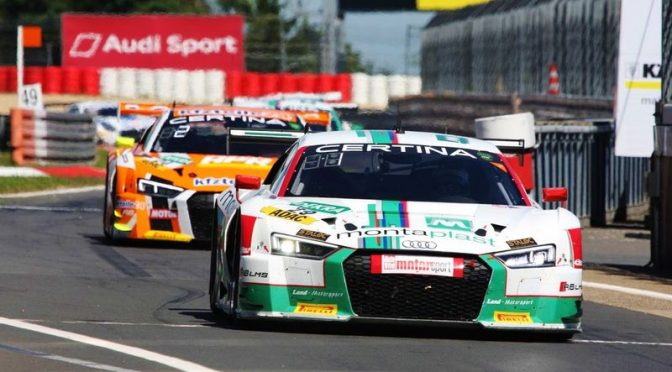 Connor De Phillippi/Christopher Mies  gewinnen ADAC GT Masters 2016