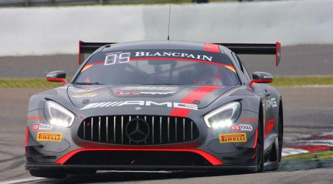 HTP Motorsport gewinnt Gesamtmeisterschaft Blancpain GT Series